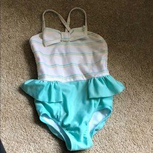 Janie and Jack bathing suit sz 2T